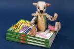 мишка из газеты