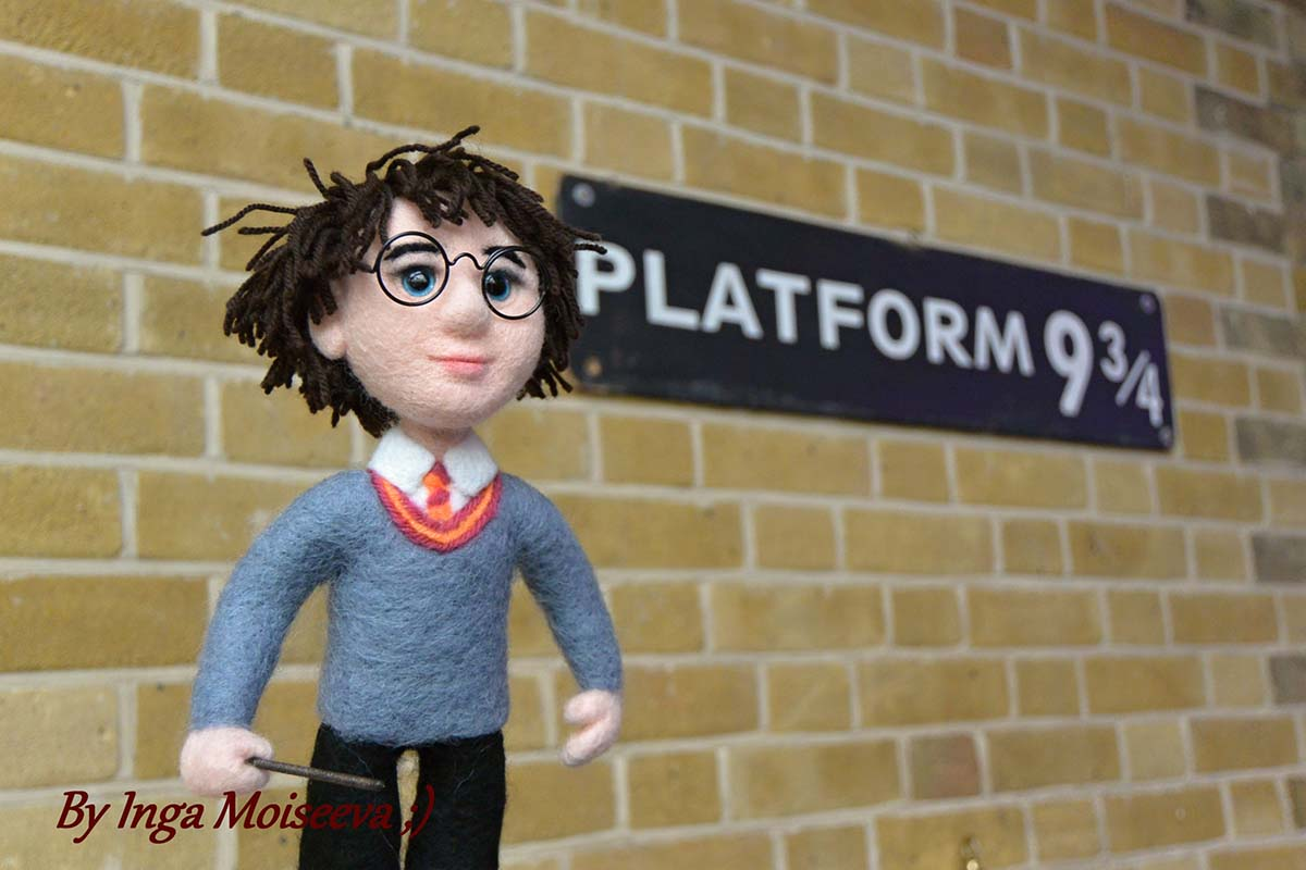 Гарри Поттер, Лондон, Великобритания
