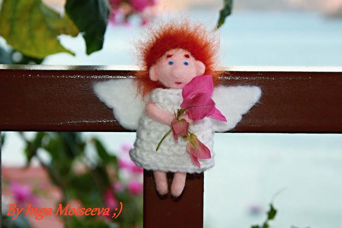 Делаем разных ангелов!!!