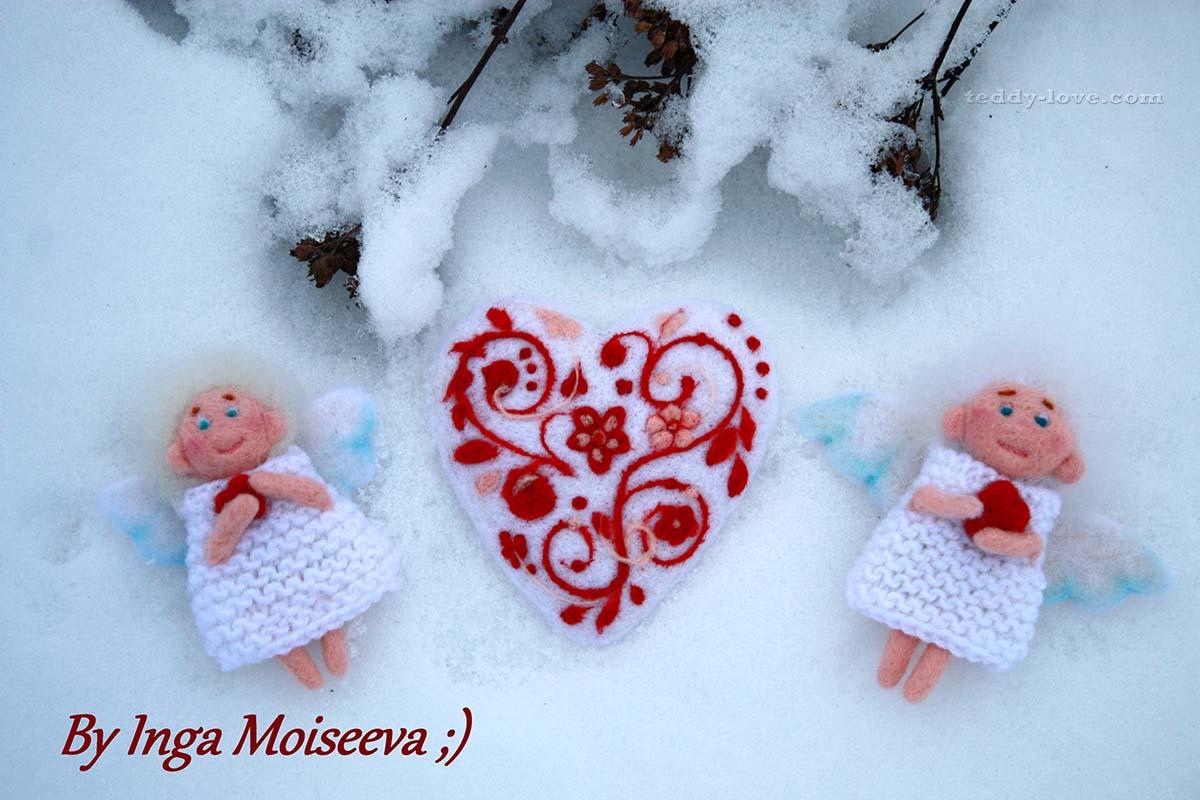 Сувениры к Дню всех влюбленных