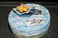 Медовый торт - пошаговый рецепт с фото, торт под мастику