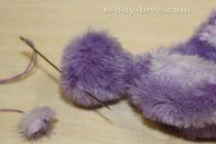 Миниатюрный мишка Тедди выкройка и мастер класс. Как сшить мини Тедди. Подробное описание с фотографиями как сшить медведя Тедди.