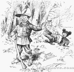 История мишки Тедди, teddy bear steiff history