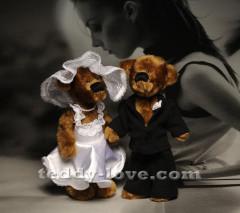 Медведь Тедди ручной работы купить
