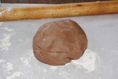 Тесто для домика