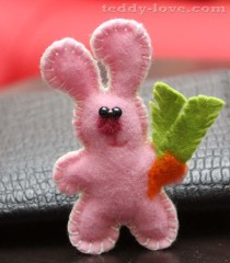 заяц из фетра новогодние игрушки своими руками, кот выкройка