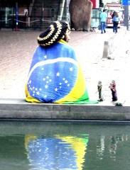 Как бесплатно пожить в Бразилии. Одна в фавелах Рио-де-Жанейро...
