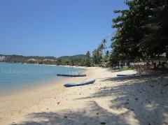Пляж Бо Пхут Самуи Таиланд, плажи Самуи описание и отзыв