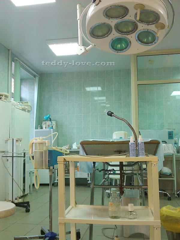 Мариинская больница, лор отделение, гайморит