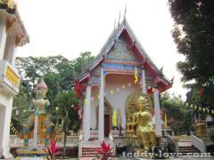 Wat Chaeng samui Храм Ват чаенг