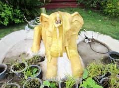 Ват Плай Лаем (Wat Plai Laem) Самуи