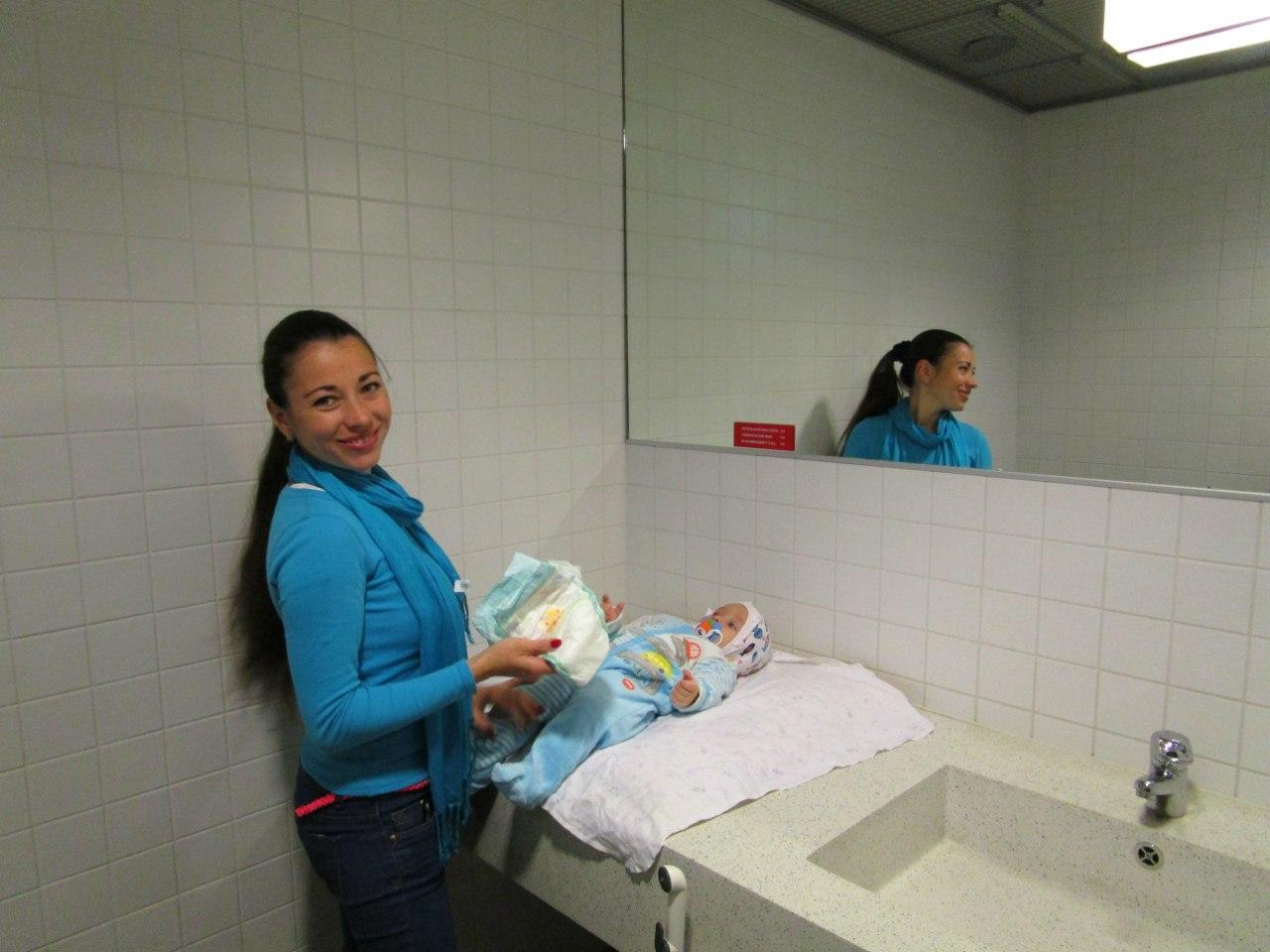 Комната матери и ребенка в аэропорту алматы фото