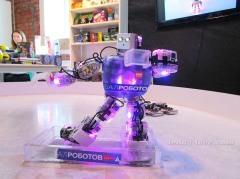 Бал роботов в Петербурге отзыв