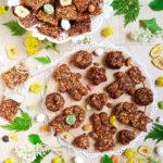 Простой рецепт батончиков мюсли из орехов и сухофруктов