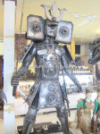 Скульптуры из Металлолома Таиланд