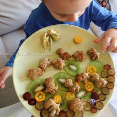 Домашнее печенье для детей готово)