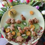 Печенье для детей простой рецепт с фото пошагово.