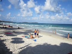 Пляж Чавенг Самуи Таиланд