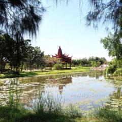 В парке Муанг Боран