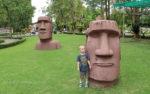 Что посмотреть с детьми в Паттайе, Отзыв о парке миниатюр Мини Сиам как добраться