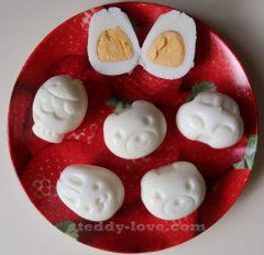 А вот и яйца)