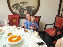 Супы были самым вкусным, потому что в основном без перца и их можно было давать детям.