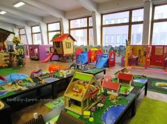 Что посмотреть с детьми в Хельсинки? Детский центр Муруландия