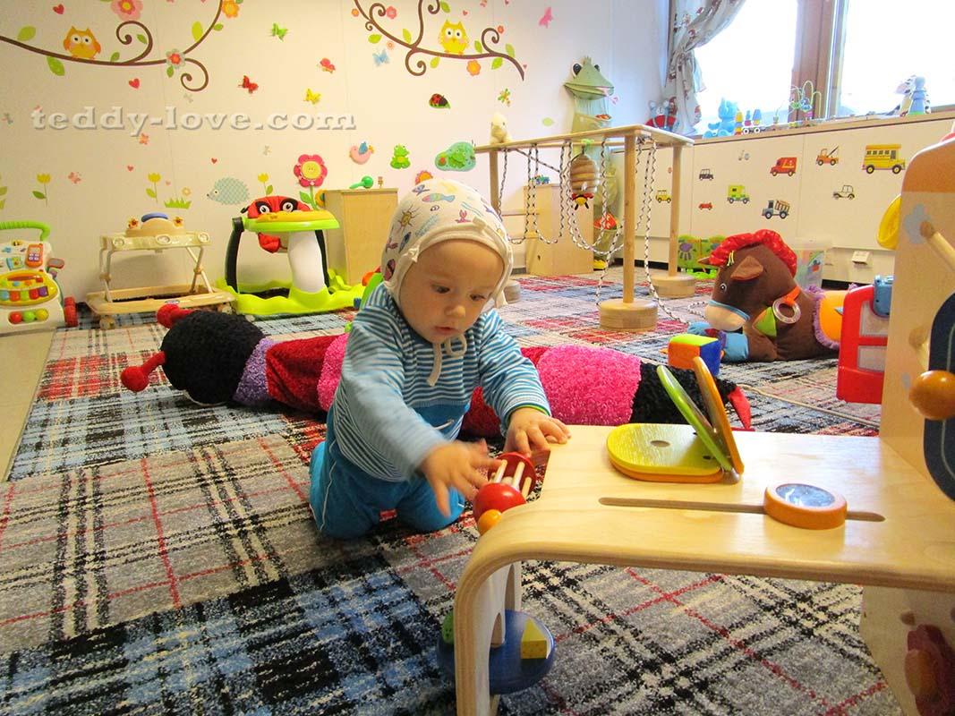 Комната для малышей