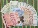 Деньги Таиланда, тайские баты, какую валюту лучше везти в Таиланд