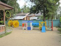 Детский сад на Самуи в Таиланде