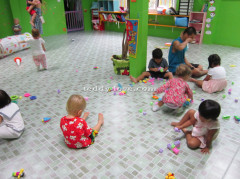 Детский сад на Самуи в Таиланде Соофан нурсери Soofun nursery