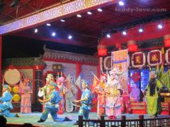 Шоу Сычуаньская Опера