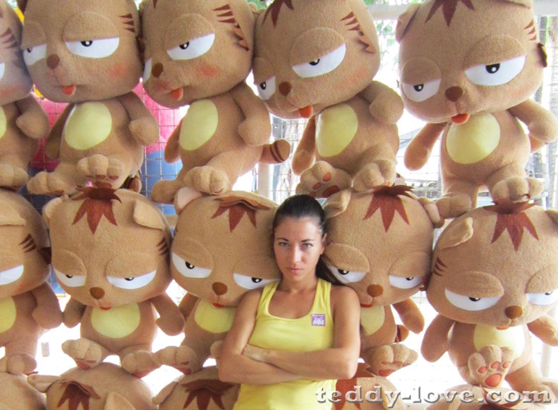 Близнецы-братья Парк Dream World Бангкок