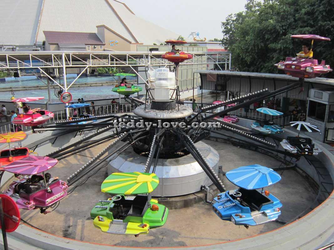 Детские аттракционы Парк Dream World