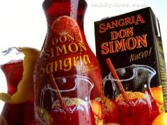 Реклама сангрии Don Simon