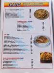 ГОА - цены на еду. Что и где поесть в ГОА? Еда на ГОА с фото, индийская еда