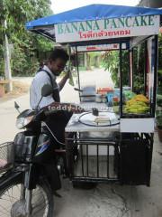 Кем можно работать в Таиланде, Кем нельзя работаьь в Таиланде, Еда в Таиланде