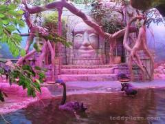 зоопарк в трц Рио СПБ отзыв и фотографии