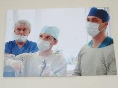 Мой доктор в середине
