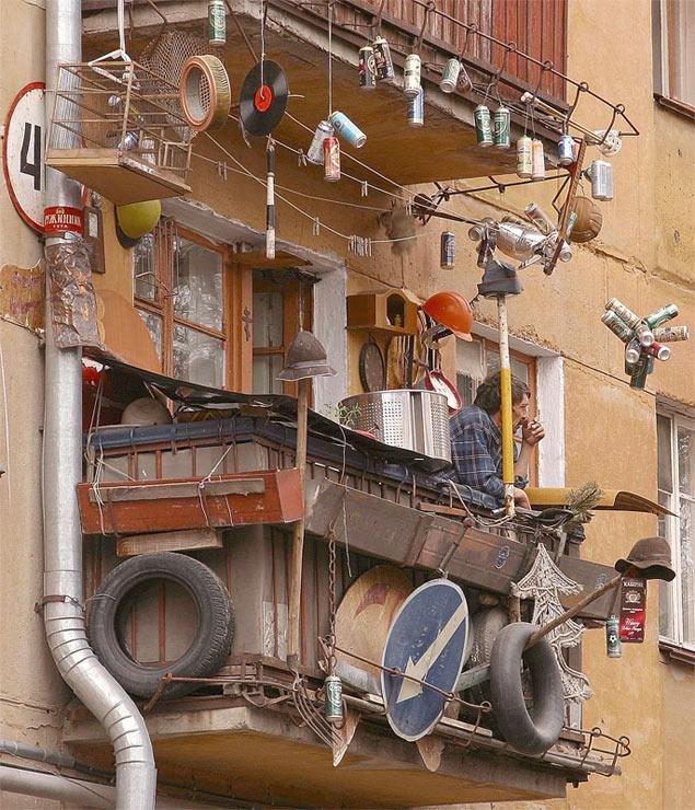 Хлам на балконе, как продать ненужное, как заработать денег на ерунде
