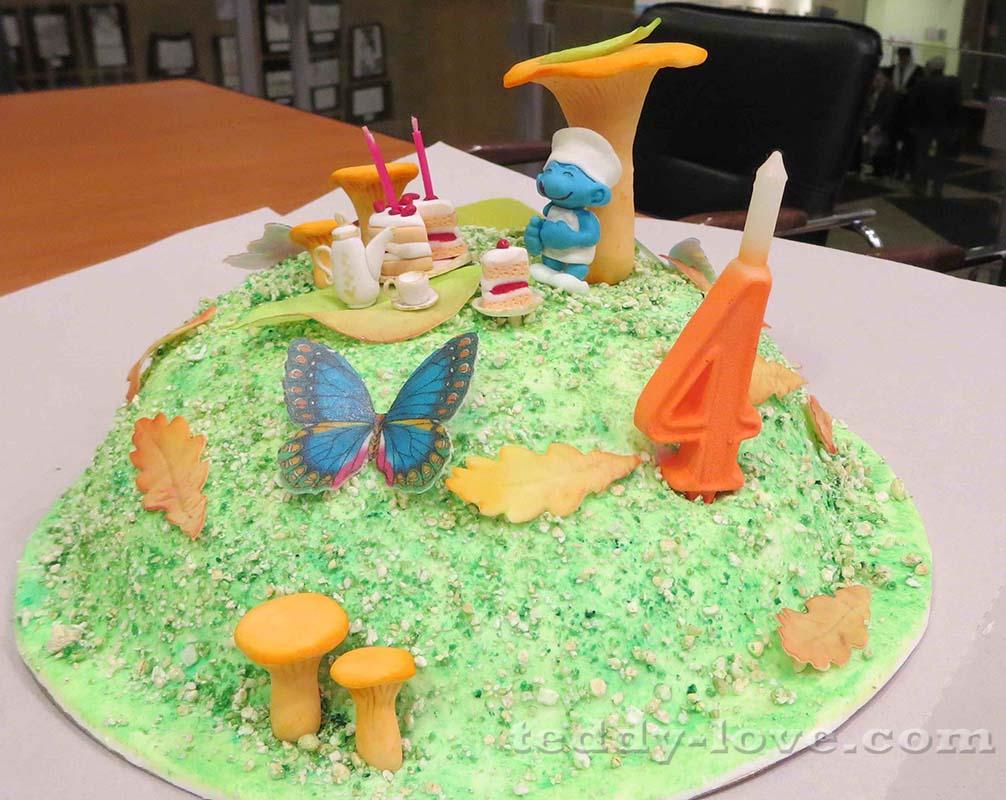 Торт для Амелии