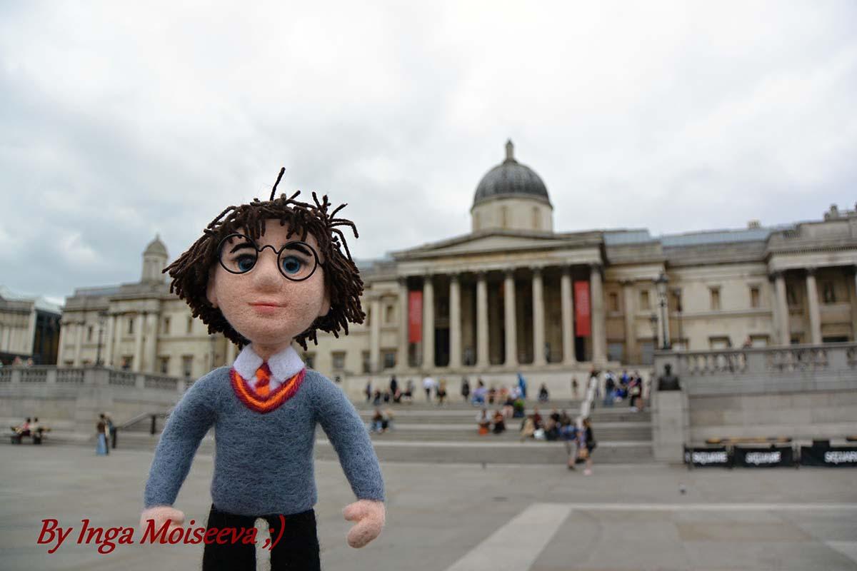 Гарри Поттер в Лондоне
