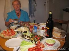 Отдых в Испании, еда в Испании
