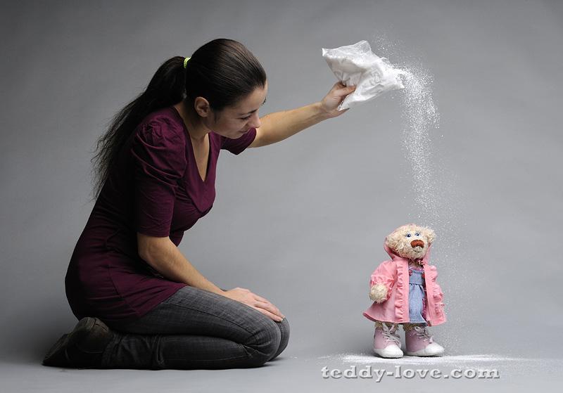 Как красиво сфотографировать игрушку ручной работы