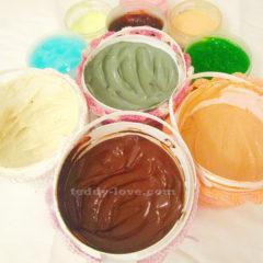 Мне делали и шоколадное обертывание, с божественным запахом в придачу, и с глиной