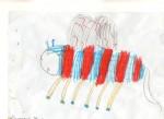 Детский рисунок к сказке