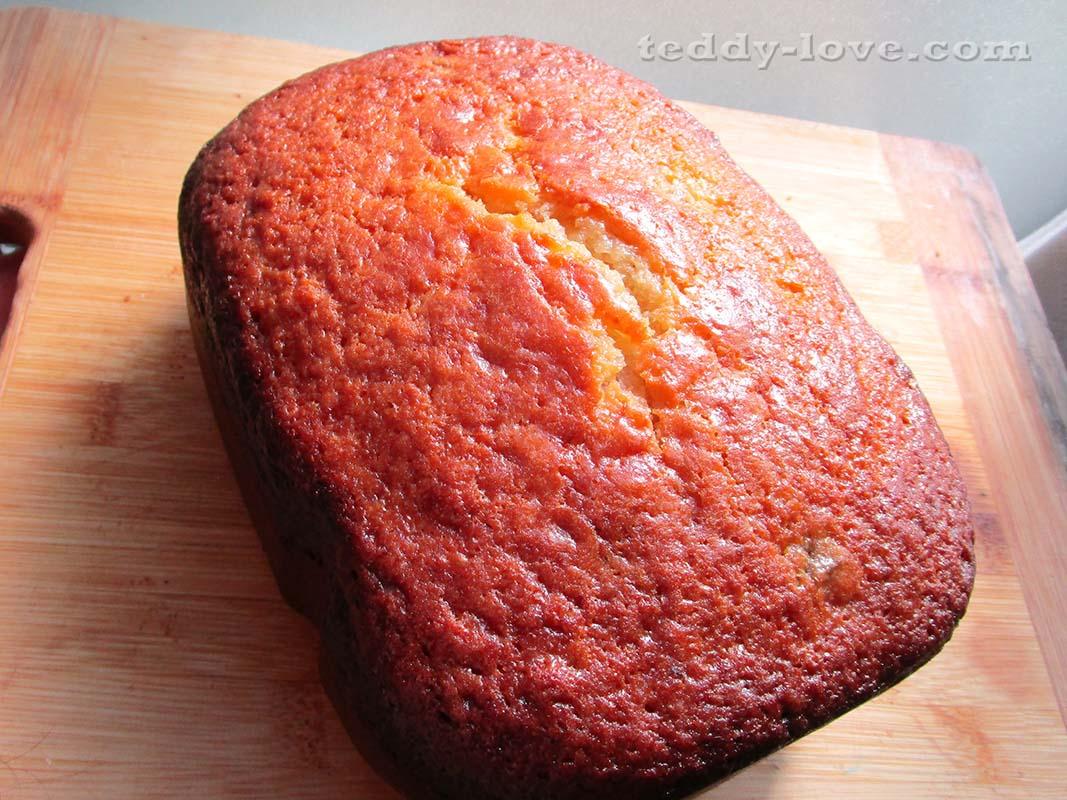 Творожный кекс в духовке рецепт с фото пошаговый