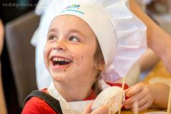 Куда пойти с детьми в Петербурге? Кулинарный мастер-класс в Оллис - отзыв