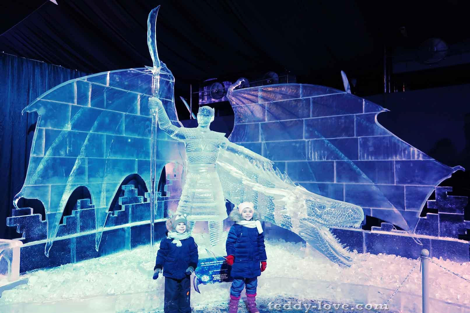 160 Ледяные скульптуры в СПб 2018  2018