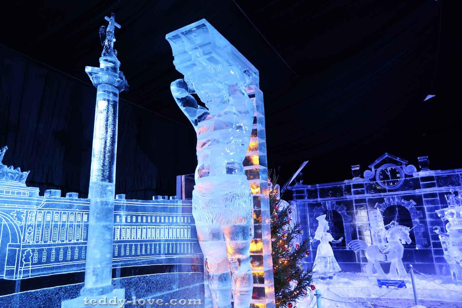 f627214b0 Ледовый Фестиваль в СПБ — Фестиваль Ледовых Скульптур в ...